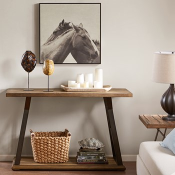 Weston X Base Console table