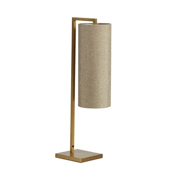 Fio Gold Metal Table Lamp