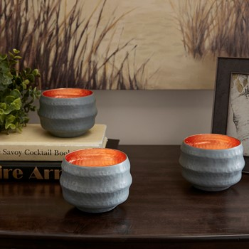 Mercer Tealight Candle Holders Set of 3