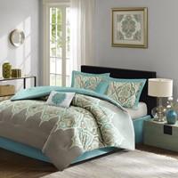 Deals on Madison Park Maya 6 Piece Comforter Set