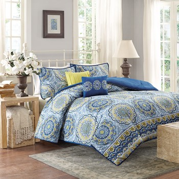 Taza 5 Piece Comforter Set