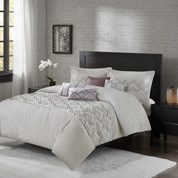 Getty 7 Piece Comforter Set