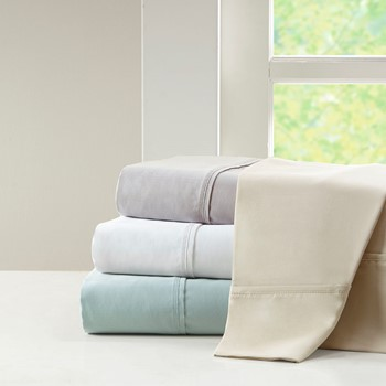 1500 Thread Count Cotton Blend Pillowcases