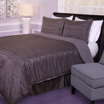 Painted Amethyst Comforter Set