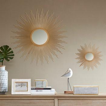 Fiore Sunburst Mirror