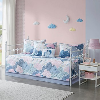 Cloud 6 Piece Daybed Set