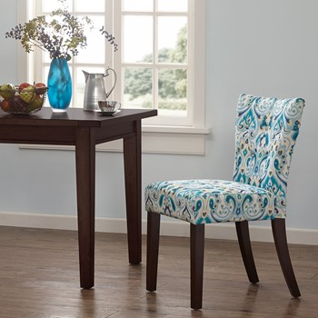 Avila Tufted Back Dining Chair (Set of 2)
