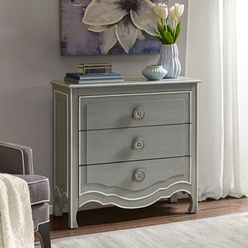 Skyline 3 Drawer Dresser