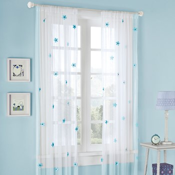 Lily Window Curtain