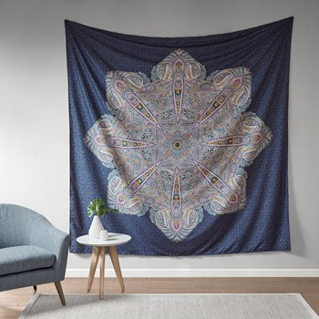 Genny Printed Wall Tapestry