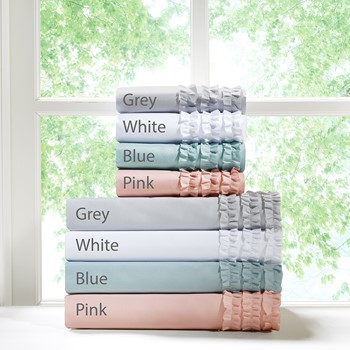 Ruffled Sheet Set
