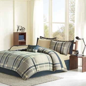 Robbie Comforter and Sheet Set