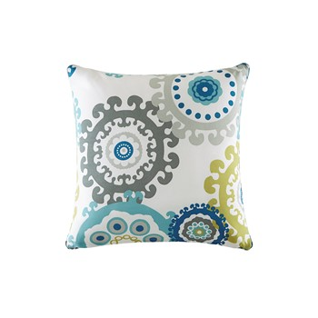 Laguna Printed Medallion 3M Scotchgard Outdoor Square Pillow