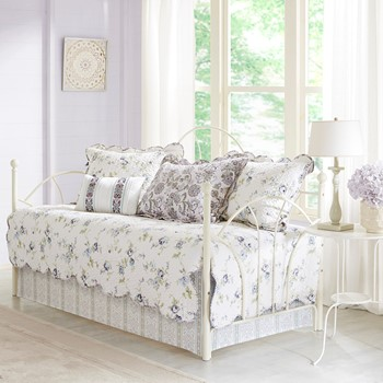 Daria Cotton Print Daybed Set