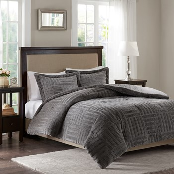 Arctic Fur Down Alternative Comforter Mini Set