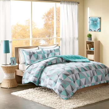 Ellie Reversible Comforter Mini Set