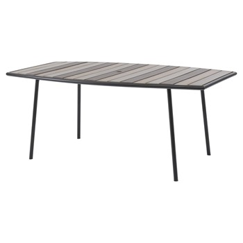 INK+IVY Fargo Outdoor Rectangular Dining Table