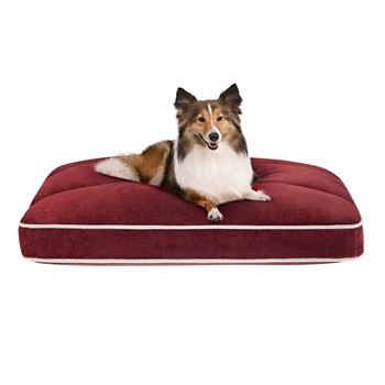 Baron Plush Channel Top Napper