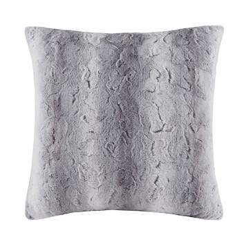 Zuri Faux Fur Euro Pillow