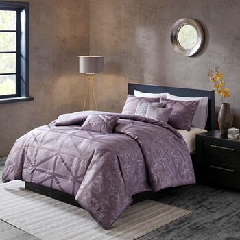 Dante 6 Piece Duvet Cover Set