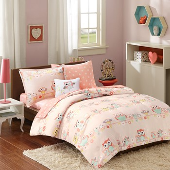 Wise Wendy Complete Bed with Sheet Set