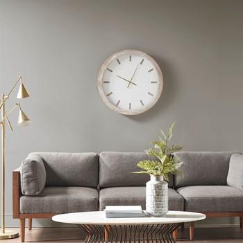 Dalston Wooden Clock
