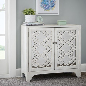 Verona Lattice Accent Chest