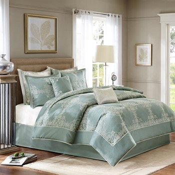 Newhaven 8 Piece Comforter Set
