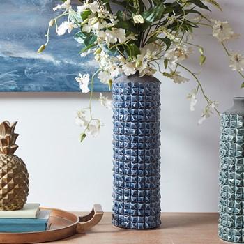 Palomino Textured Vase