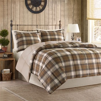 Lumberjack Down Alternative Comforter Mini Set