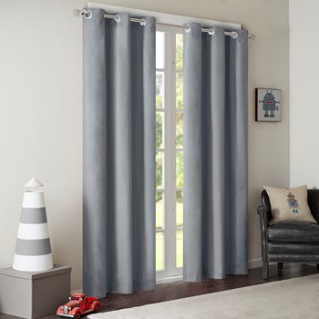 Cobi Solid Grommet Top Curtain