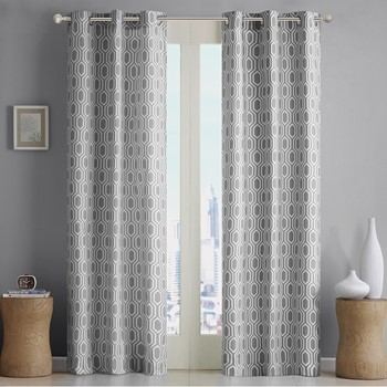 Viva Window Curtain Pair