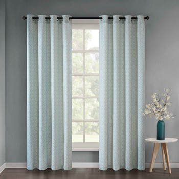 Surat Window Curtain Pair