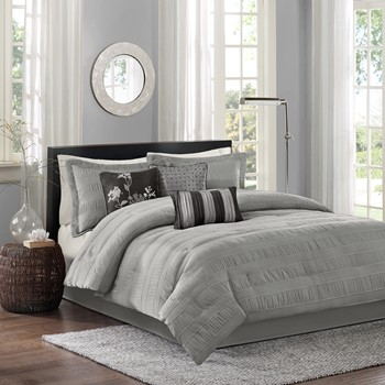 Hampton 7 Piece Comforter Set